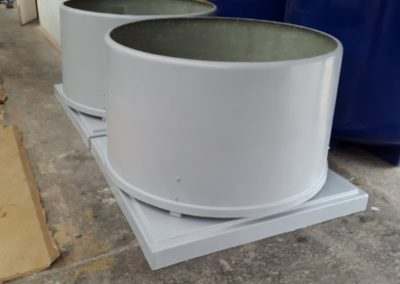 m_GRP VERTICAL DISCHARGE ROOF UNIT